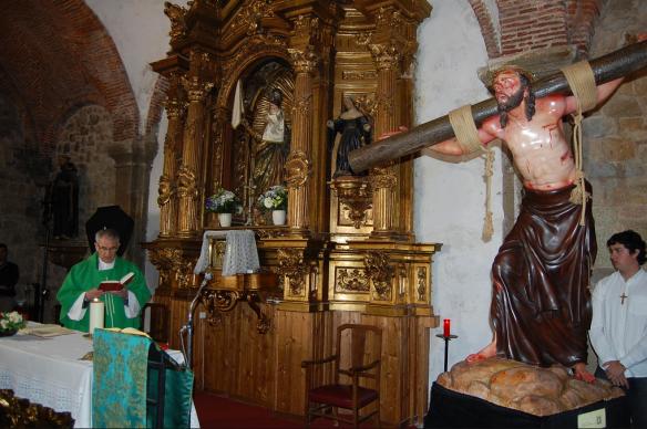 Bendicion de Jesus Condenado
