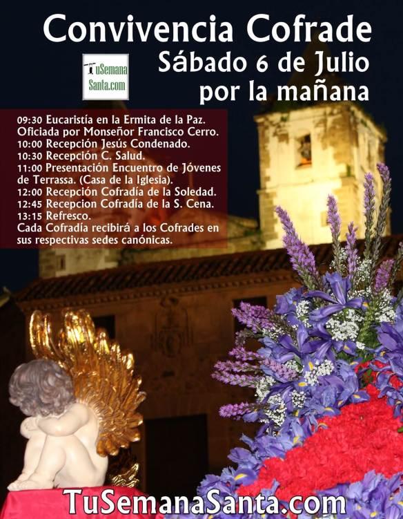 convivencia cofrade 2013 - Cáceres