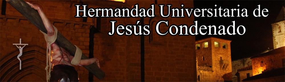 Hermandad Universitaria de Jesús Condenado